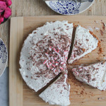 Chocolate Cream Pie with Lágrima Vanilla + A Giveaway!