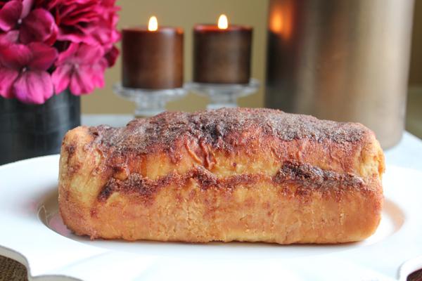 Cinnamon Chocolate Swirl Bread_side | HipFoodieMom.com