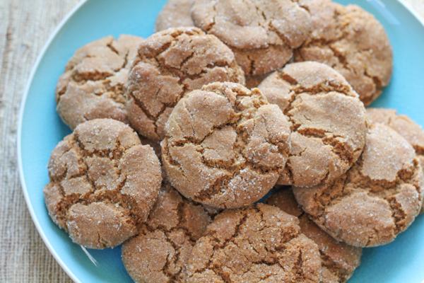 Ginger Snaps_main2 | HipFoodieMom.com