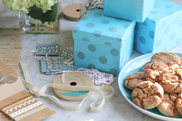 Great Food Blogger Cookie Swap prep | HipFoodieMom.com