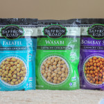 Crunchy Snack Chickpeas from Saffron Road + A Giveaway!