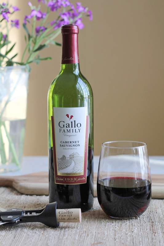 Gallo Cabernet_Sauvignon | HipFoodieMom.com