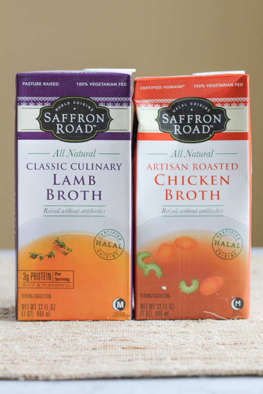 Saffron Road Broths