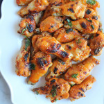 Extra Spicy Honey-Sriracha Chicken Wings