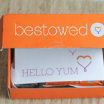 Product Review: Bestowed. . Healthy Snacks Delivered to Your Door!