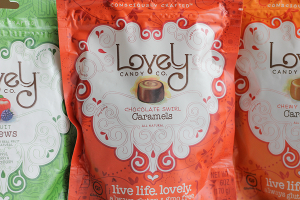 Lovely Candy Co Package