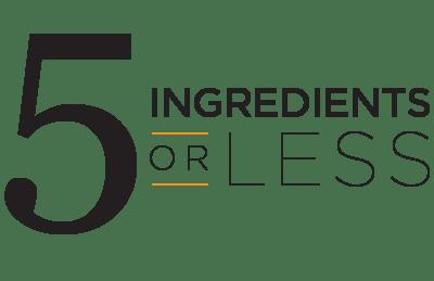 5ingredientsorless_logo_v02Black_trans