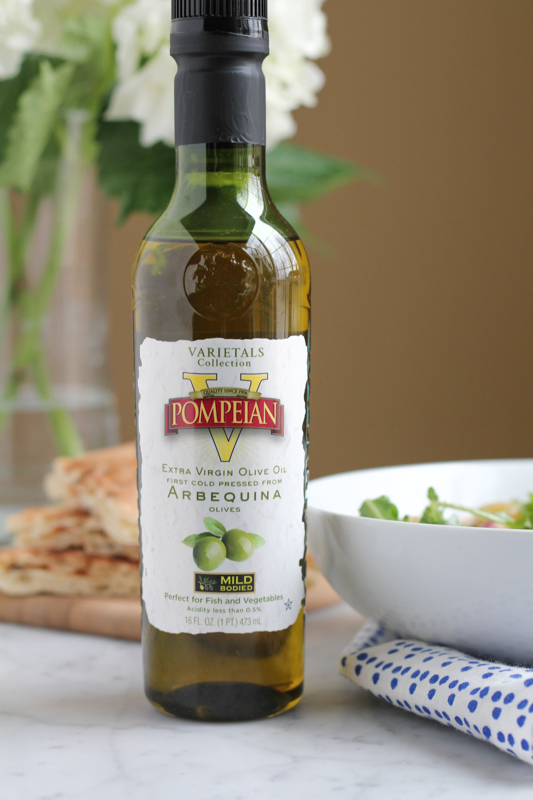 Pompeian Arbequina Olive Oil
