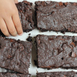 Double Fudge Brownies #BakeforGood
