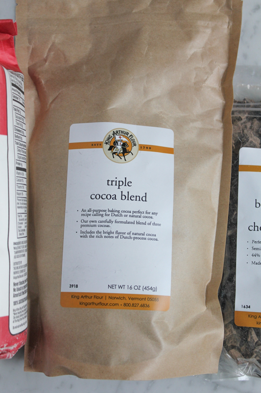 Triple Cocoa blend