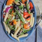 Grilled Veggie Pasta Salad