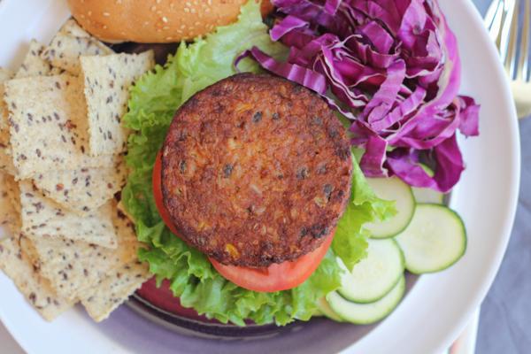 Morning Star Farms | Spicy Black Bean Burger Patty