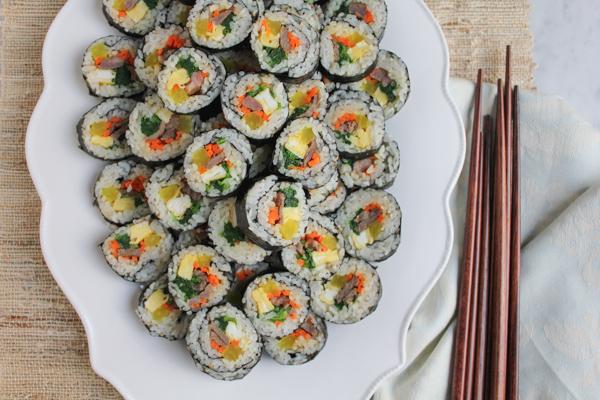 Kimbap Korean Sushi