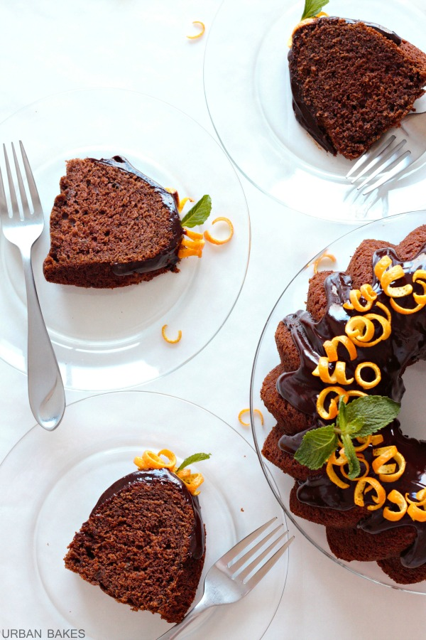 Chocolate-Orange Cake - URBAN BAKES2
