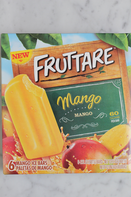 Fruttare Mango Frozen Fruit Bars