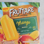 Our Summer and Fruttare Frozen Fruit Bars