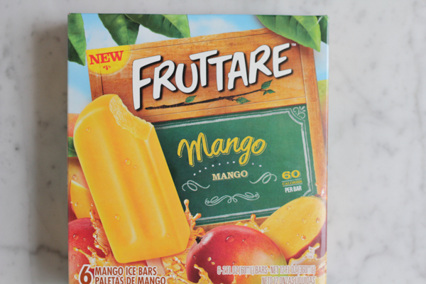 Fruttare Mango Frozen Fruit Bars_main