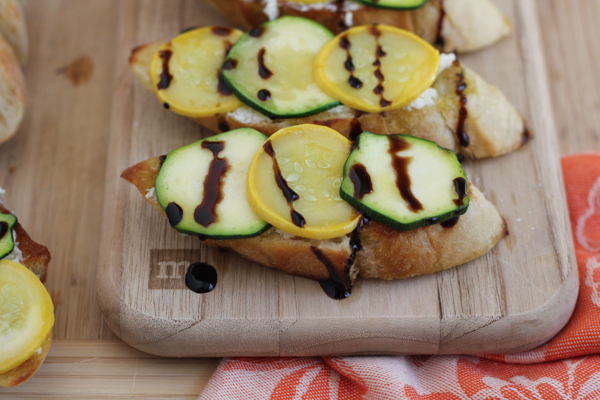 Zucchini and Summer Squash Crostini_main