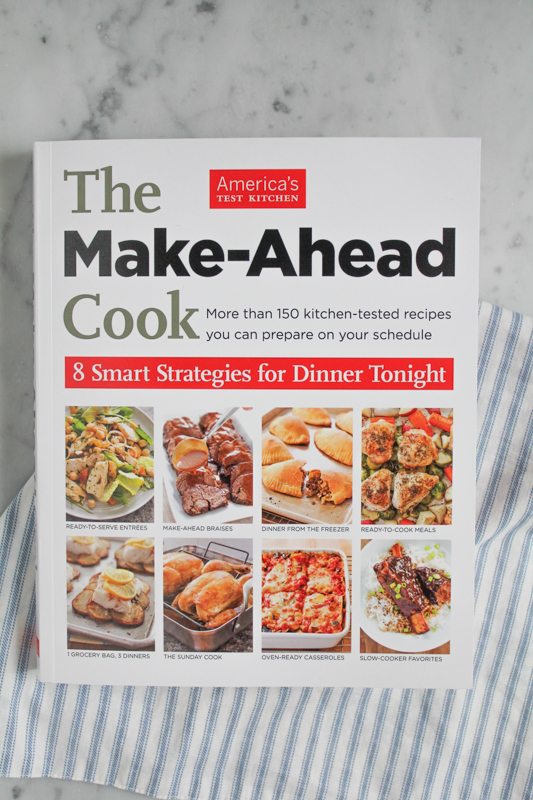 One Pan Roast Chicken - The Make-Ahead Cook Cookbook