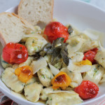 Zucchini Ricotta Gnocchi with Sage Brown Butter Sauce