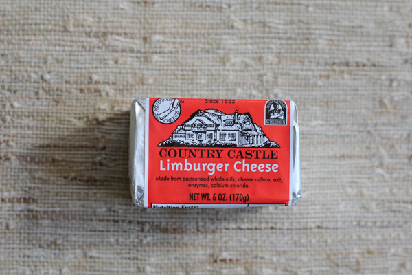 Wisconsin Limburger Cheese