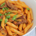Spicy Korean Penne Pasta