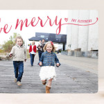 What the Holidays Mean for Me + A Giveaway from Minted.com!