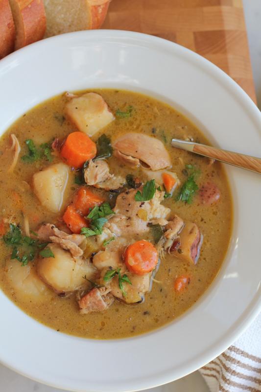 best chicken stew ever