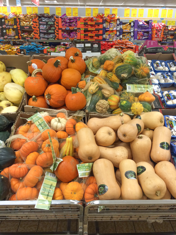 Seasonal Produce at ALDI