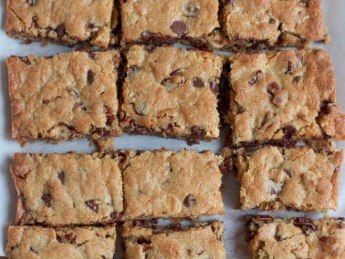 The Best Ever Blondies From America S Test Kitchen A Giveaway Hip Foodie Mom