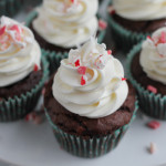 Christmas Cupcakes + A Giveaway!