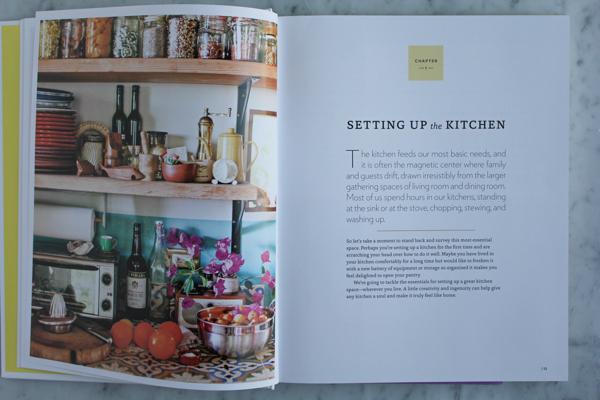 Setting Up the Kitchen chpt 1