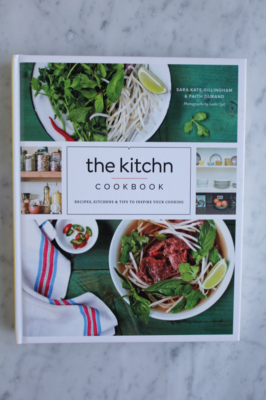 The Kitchn Cookbook . . and a giveaway!!