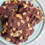 Toasted Quinoa Chocolate Bark for #VanillaWeek