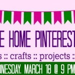 Spring Pinterest Party!!