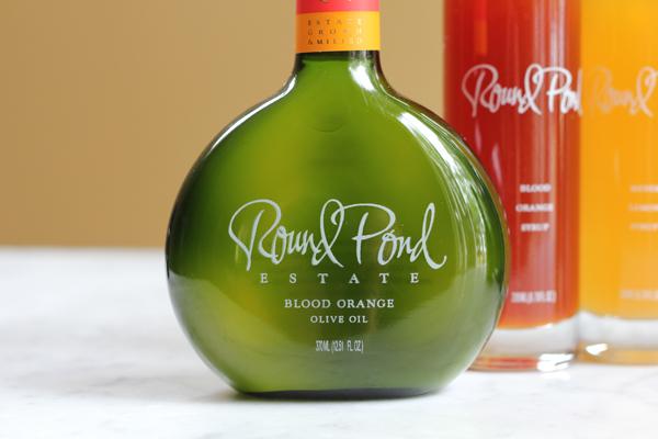 Round Pond Estates Blood Orange Olive Oil