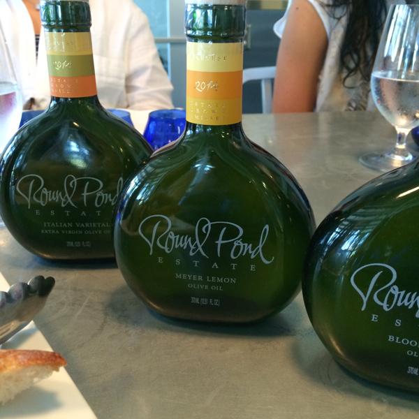 Round Pond Estates Olive Oils