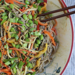 Light Asian Noodle Salad