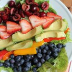 Summer Berry Salad + A Giveaway!