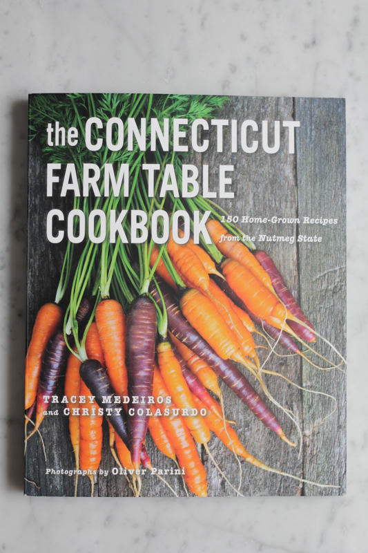 The Connecticut Farm Table Cookbook is much more than a regional cookbook packed with 150 recipes from the area's top chefs and local farmers.
