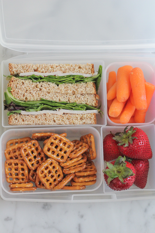 25 Healthy Back To School Lunch Ideas and Tips to get you, your kids and the new school year off to a great start!