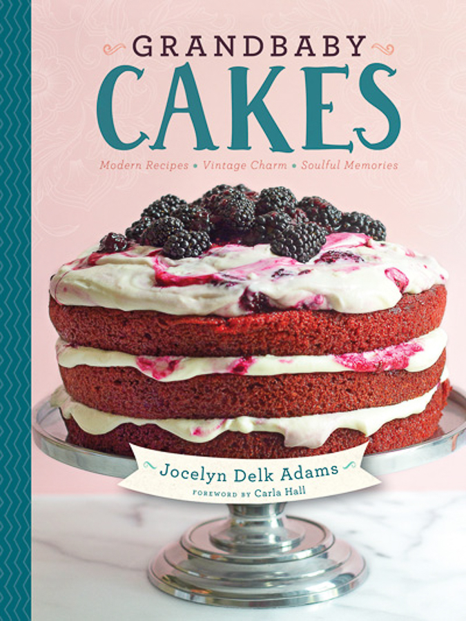 Grandbaby Cakes cookbook cover