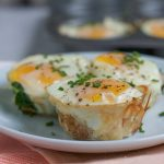 Kid-Friendly Baked Egg Tater Tot Muffins