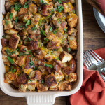 Hot and Spicy Cheesebread Stuffing