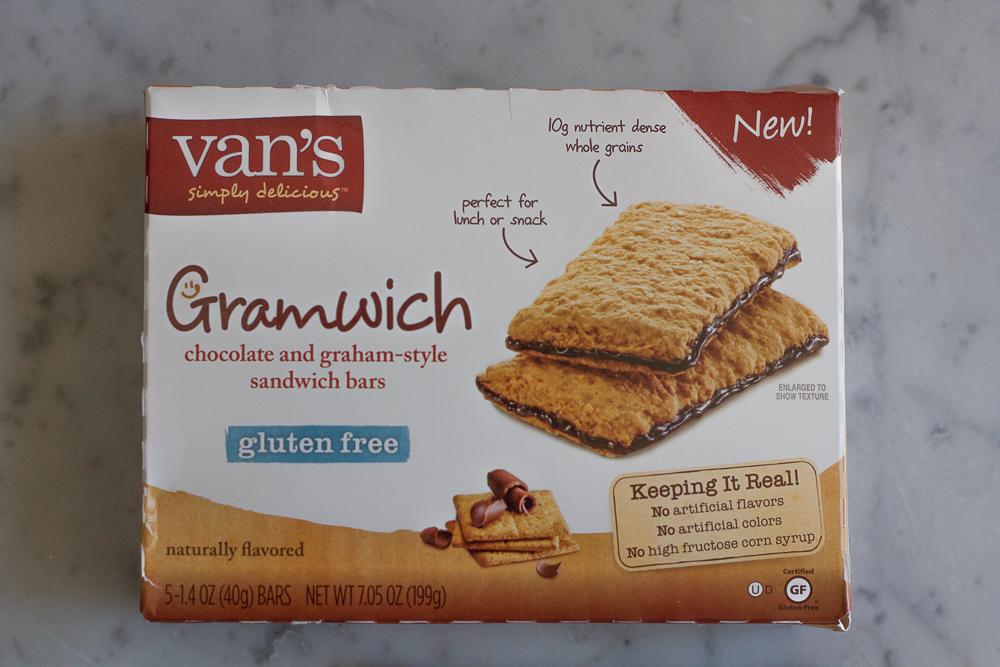 Van's Gramwich Sandwich Bars