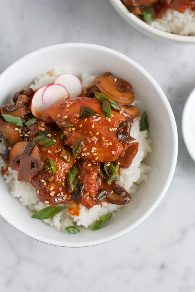 How to Make Spicy Korean Chicken Stew