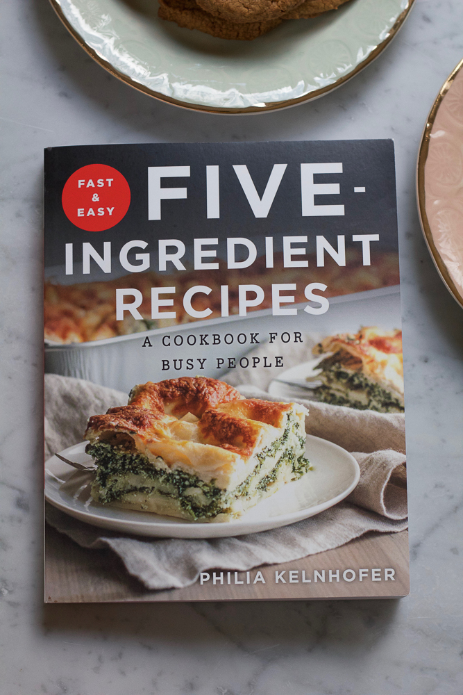 Fast & Easy Five-Ingredient Recipes