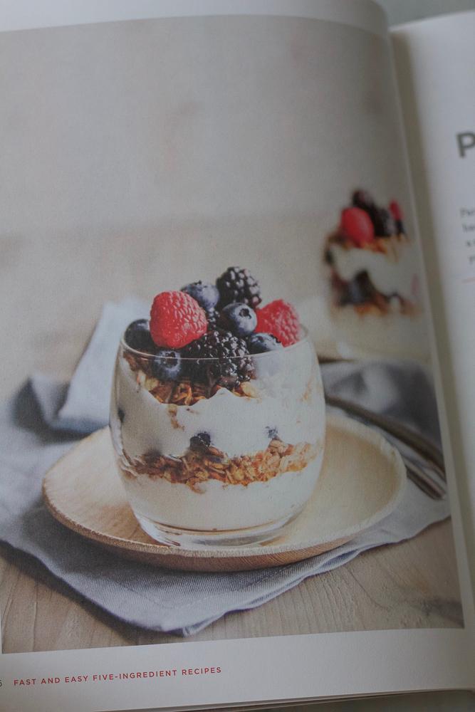Yogurt Granola Parfait Cups