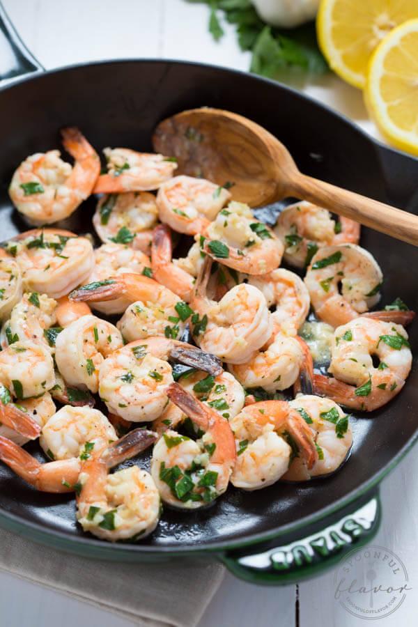 Lemon-Garlic-Shrimp