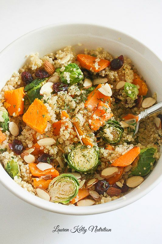 brussel-sprout-sweet-potato-quinoa